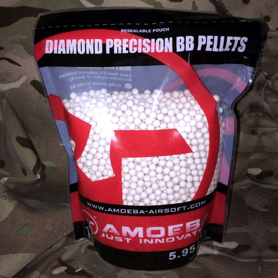 Diamond BB Ammunition
